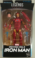 Marvel Legends Invincible Iron Man Okoye BAF Piece Not Included