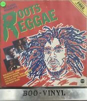 2 X ROOTS REGGAE  & ROCK- 17 Classic Reggae Hits Various Artists LP Vinyl  Ex