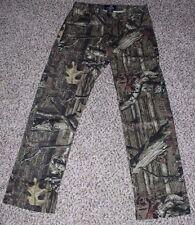 e538f44815e7b Mossy Oak Breakup Mens 5 Pocket Camoflauge Jeans Sz 38x30 (u1)