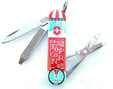 Victorinox Classic Sd Let It Pop! Original Swiss Army Knife New! Authentic!
