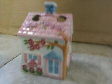Ceramic House Toothbrush Holder