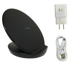 Samsung Fast Wireless Qi Desktop Charging Stand OEM Rapid Wall Charger EP-N5100