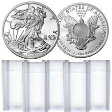 1 oz Sunshine Walking Liberty Silver Round - (New, Lot of 100)