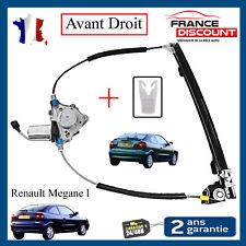 Mécanisme de Lève-vitre avant droit pour Renault Mégane 1 coupe 96-03 7700834393