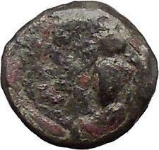 Ephesus Ephesos in Ionia 375BC BEE & FEMALE Authentic Ancient Greek Coin i48253