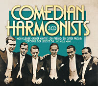 CD Comedian Harmonists 3CDs