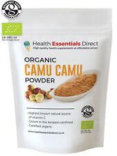 Organic Camu Camu Powder (Natural Vitamin C, Peruvian Superfood) 500g
