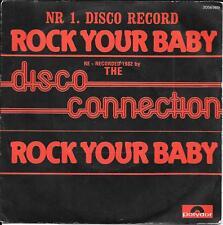 "45 TOURS / 7"" SINGLE--DISCO CONNECTION--ROCK YOUR BODY / PART 2--1974"