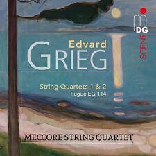 String Quartets 1 & 2/Fug, New Music