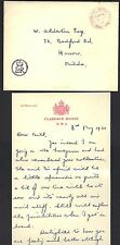 Uk Gb 1960 Royal Family Postage Free Mail Clearance House Home Of Princess Marga