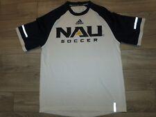 Northern Arizona Lumberjacks Nau #10 Soccer Team adidas Jersey Sm S