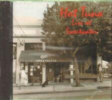 Hot Tuna(CD Album)Live At Sweetwater-New