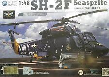 1/48 Kaman SH-2F Seasprite Model Kit by Kitty Hawk Models