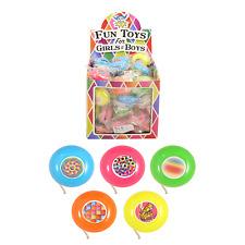 72 Yo-Yo Bulk Buy Job Lot Wholesale Kids Party Bag Fillers Toy Prizes Gift