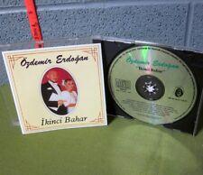 OZDEMIR ERDOGAN İkinci Bahar 1992 Turkish classical music CD w/ Sezen Aksu