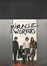 THE MIRACLE WORKERS - same LP