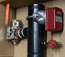 """4"""" Commercial Sprinkler Riser Manifold Assembly Viking Easypac 14859C"""