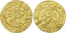 GOLD Dukat 1595 NETHERLANDS West Friesland (Hungarian type)