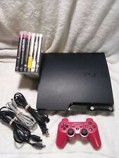 Playstation 3 Console 160GB (PS3) Model # CECH-2501A, with 6 games