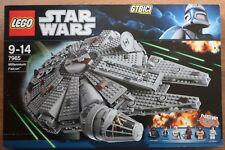LEGO STAR WARS  `` MILLENNIUM FALCON ´´  Ref 7965  NUEVO A ESTRENAR