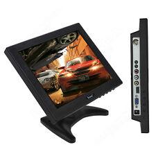 "10"" inch TFT LCD HDMI BNC AV Monitor Screen Video Fr PC CCTV DVR Camera Security"