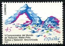 Spain 1986 SG#2878 Swimming MNH #D59334
