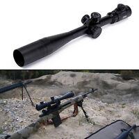 ZOS 10-40x50 SFE IR MilDot SWAT Extreme Tactical Hunting Rifle Scope Kit
