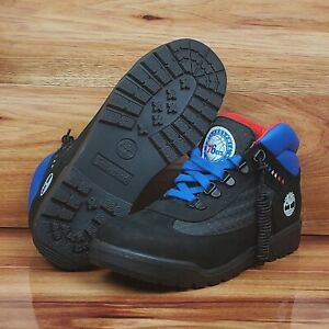 Timberland x NBA Philadelphia 76ers Waterproof Field Boot A249P A3198 Size 6.5