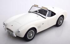Norev 1963 AC Cobra 289 White 1/18 Scale New Release!