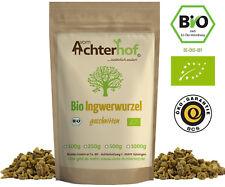 Ingwertee BIO 100g | Ingwerwurzel-Tee | Bio Ingwer getrocknet aus kbA