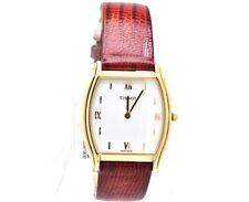 Tissot 14K Yellow Gold unisex  Watch: Brand New dress watch