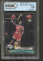 1992-93 Michael Jordan Ultra #216 Gem Mint 10 Chicago Bulls MVP HOF