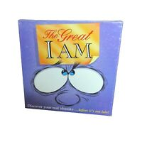 The Great I Am Party Game Fast Paced Fun For All Ages 2-6 Players M47