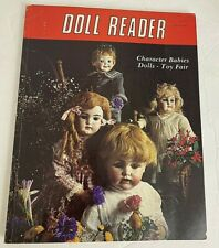 Doll Reader Magazine April 1983 Character Babies - Toy Fair