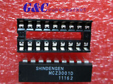 5PCS MCZ3001D MCZ3001 DIP18 SHINDENGEN +DIP SOCKET  NEW GOOD QUALITY D5