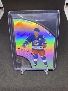 Keith Tkachuk 1996-97 Leaf Career Best Of Die-cut Card /1500 Jets