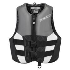 NEW!!   BRP Sea-Doo Ladies' Ecoprene Airflow Life Jacket Vest PFD Black XLARGE