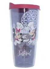 New listing Disney Epcot Food and Wine Festival 2020 Minnie Mickey Mouse Tervis Tumbler Nwt