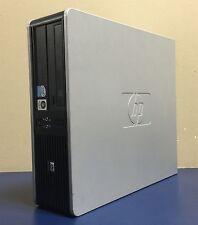 HP Compaq DC5800 SFF, Intel Dual Core 2.2GHz, 2GB RAM, 80GB -Fully Tested, No OS