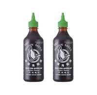 Hoisin Sauce Doppelpack: 2 x 455ml Flying Goose Soße Hoy Sin schwarze Bohnensoße
