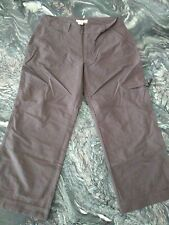 Royal Robbins Size 6 Women's Brown Pants Capri