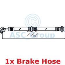 APEC BRAKING 578mm Scheibe Bremssattel flexibel GUMMISCHLAUCH hos4050