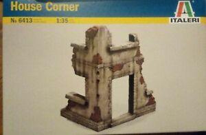 Italeri 1/35 House Corner