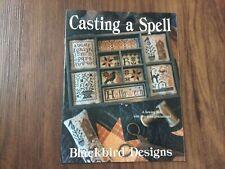 Casting A Spell Cross Stitch Chart By Blackbird Designs