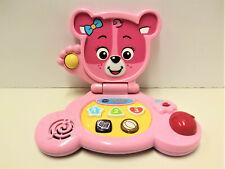Vtech Bear's Baby Laptop Pink