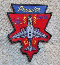 "PROWLER EA-6B NAVY USMC PATCH 4""x5 1/8"" MILITARY"
