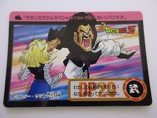 Carte DRAGON BALL Z DBZ Carddass Hondan Part 19 N°92 - BANDAI 1994 Jap