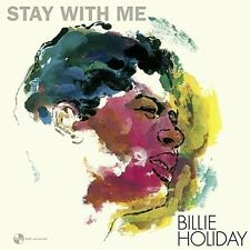 Billie Holiday - Stay With Me [New Vinyl] Bonus Track, Spain - Import