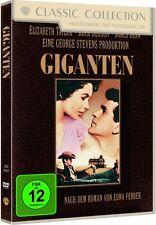 DVD GIGANTEN (3 DVDs) # James Dean, Elizabeth Taylor, Rock Hudson ++NEU