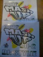 SCOUSE HOUSE 2010 MASH UP EVENTS - DJ: STYLIE (2xCD's)